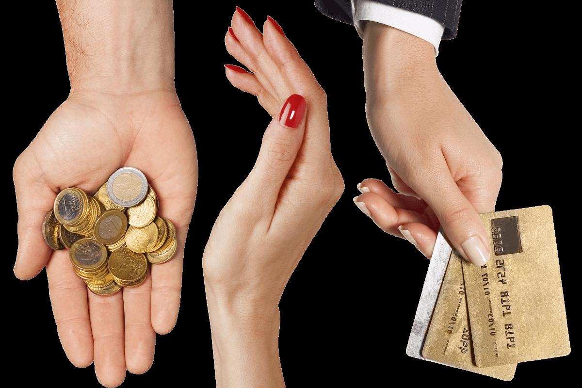 accreditare lo stipendio su carte prepagate