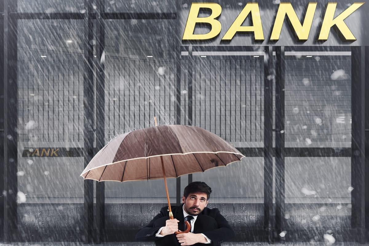 Fallimento delle banche cosa succede ai conti